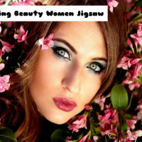 Spring Beauty Women Jigsaw