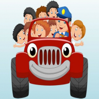 Kids Vehicles Memory