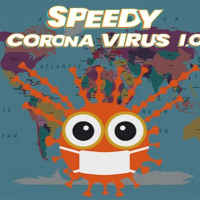 Speedy Corona Virus.IO
